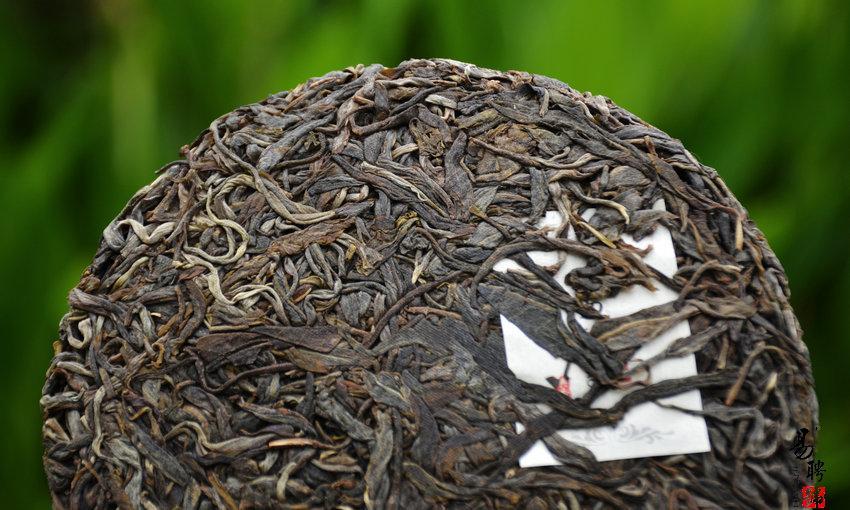 易聘号邦崴古树茶纯料